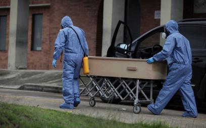 Kalifornia: Ofiary wypadków nie będą już liczone jako ofiary COVID-19