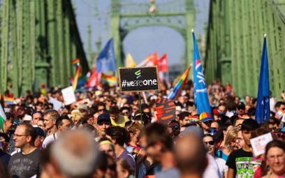 Wielotysięczny Marsz Dumy w Budapeszcie