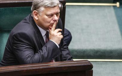 Suski: Może Trzaskowski chce uciec w niepoczytalność