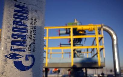 Gazprom się cieszy, bo musi