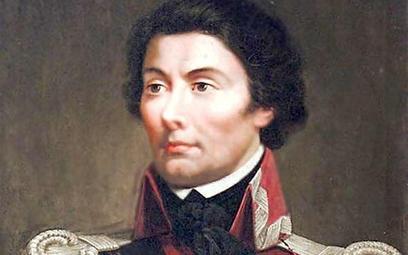 """Domena publiczna. Marcin Jabłoński, """"Tadeusz Kościuszko"""", 1827"""