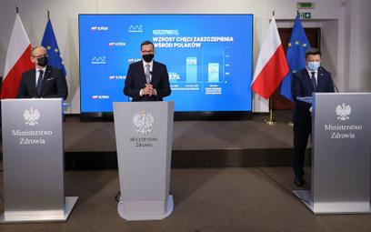 Premier Morawiecki nie ogłosił obowiązku szczepień na COVID-19