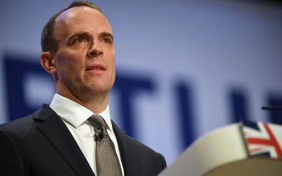 Brytyjski minister: Nie pozwolimy się zastraszać Unii