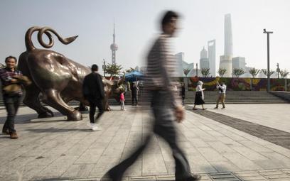 Chiński przemysł ledwo rośnie