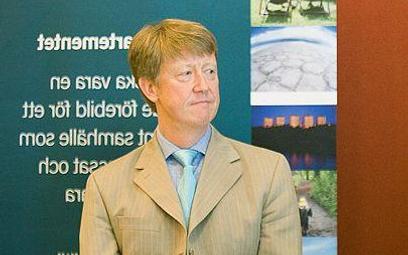 Andreas Calgren, szwedzki minister środowiska