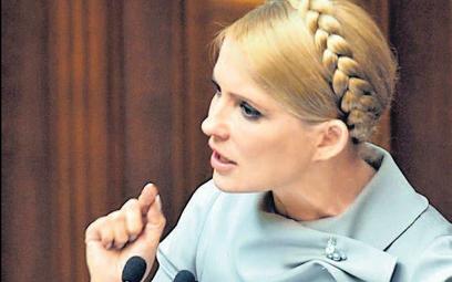 – Obroniliśmy niepodległość kraju – podkreślała Tymoszenko