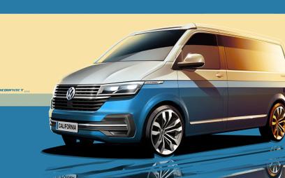 Volkswagen California 6.1: Namiot ery cyfrowej