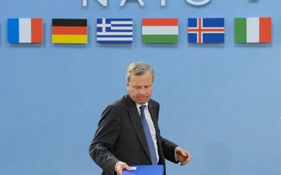 Jaap de Hoop Scheffer - sekretarz generalny NATO