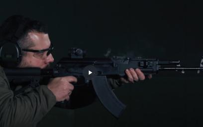 AK-203. Fot./kalashnikov.media