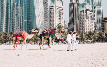 Plaże w Dubaju: tu nikt nie kradnie. Miasto ma powód do dumy