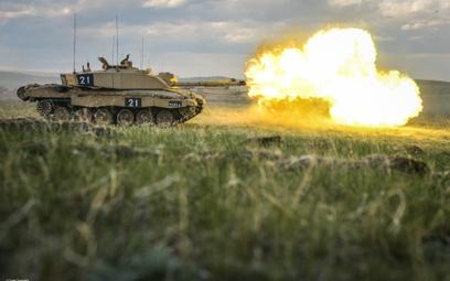 Według ministra obrony Zjednoczonego Królestwa British Army zachowa swoje czołgi Challenger 2 i praw