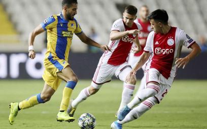 Eliminacje LM: Ajax wywozi remis z Cypru
