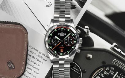 Fortis: znana marka zegarków wraca z nowym modelem