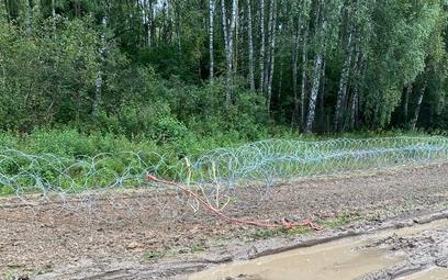 Niszczyli płot na granicy. Straż Graniczna zatrzymała 13 osób