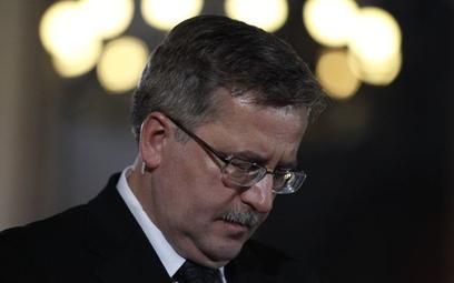 Czy prezydent odciśnie prawicę w Łebie?