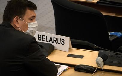 Białoruś: Państwa zachodnie próbują zasiać chaos i anarchię