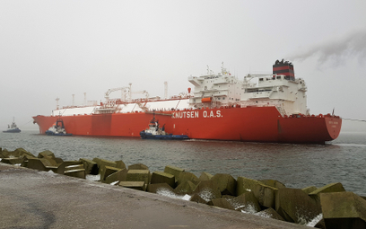 PGNiG kupiło LNG od Totala