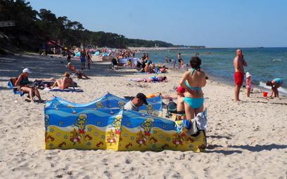 Zagraniczni turyści pokochali Bałtyk