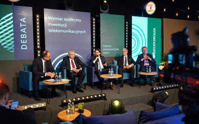 Eksperci podkreślali, że dyskusję o inwestycjach telekomunikacyjnych warto prowadzić w oparciu o fak