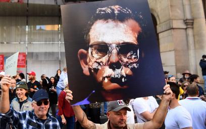 Australia: Manifestacje przeciw lockdownowi, 200 osób zatrzymanych