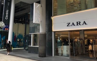 Właściciel Zary stracił pozycję nr 1 na rzecz rywala z Azji