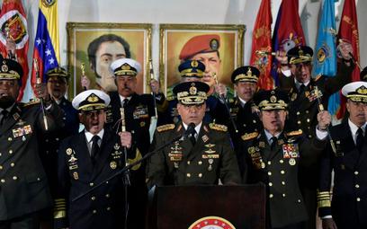 Wenezuela: Dowództwo armii popiera Maduro