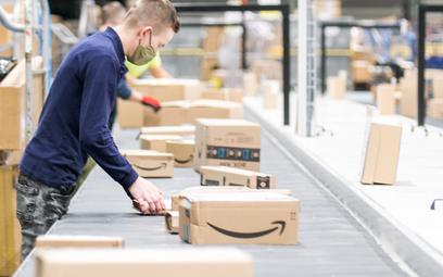 Amazon skorzysta z kuriera Poczty Polskiej