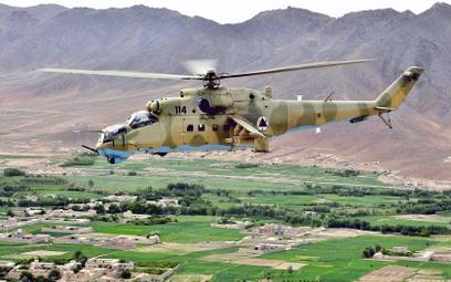 Analiza Radaru: Upadek Afgańskich Sił Powietrznych