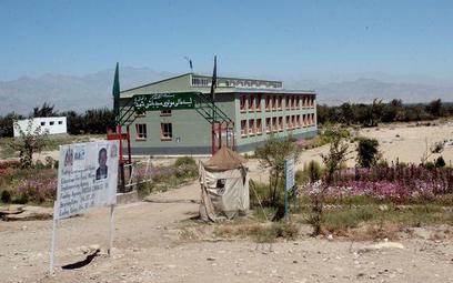 Szkoła w Afganistanie.