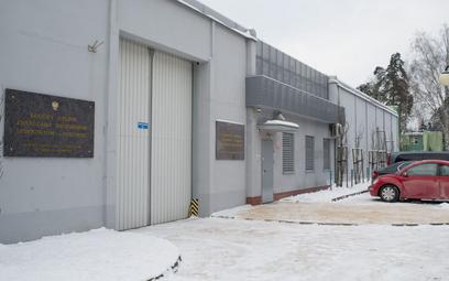 Budynek Krajowego Ośrodka Zapobiegania Zachowaniom Dyssocjalnym przy Regionalnym Ośrodku Psychiatrii