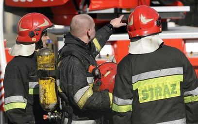 Zmiany w umundurowaniu Państwowej Straży Pożarnej
