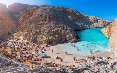 Grecja. Hotelarze z Krety zadowoleni z sezonu. Polacy mocno widoczni