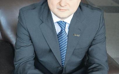 Mariusz Kania, prezes agencji Metrohouse. Od ponad 20 lat działa na polskim rynku nieruchomości. Był