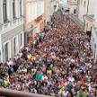 Wilno, pod Ostrą Bramą. Polacy modlą się o zmianę niekorzystnej dla mniejszości ustawy oświatowej
