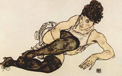 Bogusław Chrabota: Schiele, ten cholerny pornograf