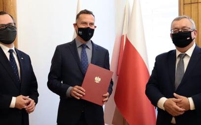Zmiana prezesa PPL: Wojtera za Szpikowskiego