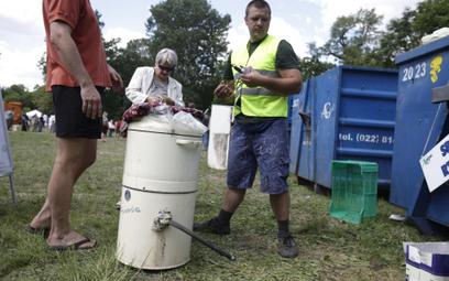 Bogusław Caban o zbieraniu elektroodpadów