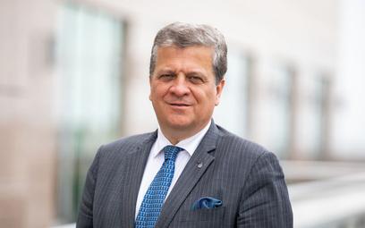 Jan Emeryk Rościszewski, nowy prezes PKO BP.