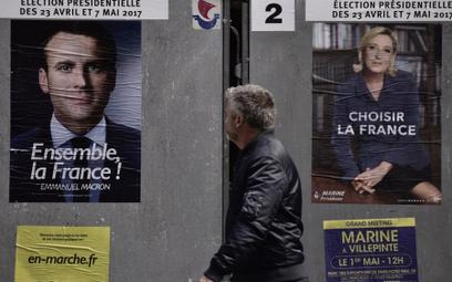 Dlaczego Francuzi głosowali na Emmanuela Macrona?
