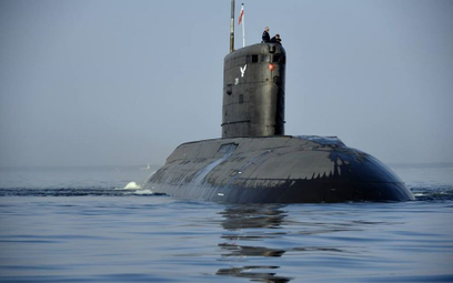Okręt podwodny ORP Orzeł. Fot Marynarka Wojenna/kpt. mar. Anna Sech.