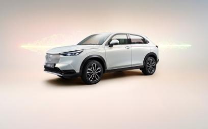 Honda HR-V e:HEV: Hybryda w stylu coupe