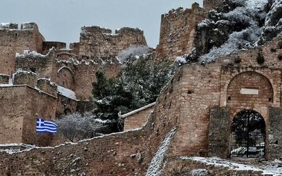 Śnieg i mróz powodują problemy w Grecji
