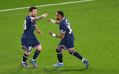 Liga Mistrzów: hit dla PSG, pierwszy gol Messiego