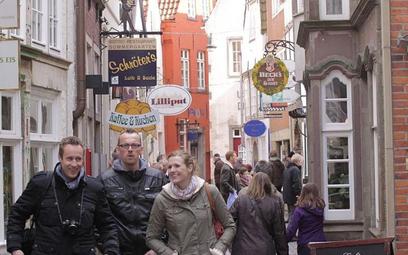 Więcej turystów odwiedziło Niemcy