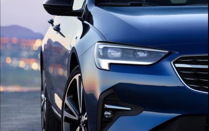 Opel Insignia: Odmłodzona flagowa limuzyna