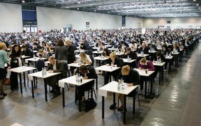 Testy z egzaminu na aplikacje w 2013 roku