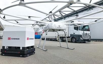 Volocopter VoloDrone w lipcu 2021