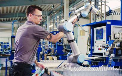 Robotyzacja w sektorze MŚP będzie postępować