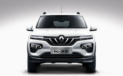Renault City K-ZE: Elektryczny SUV dla Chin za 8000 euro
