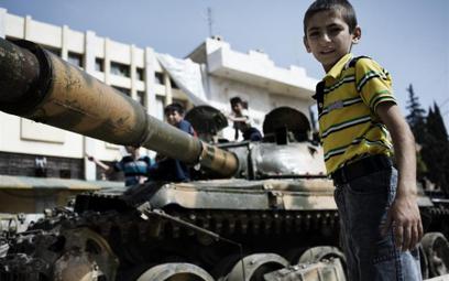 Milion dzieci-uchodźców z Syrii